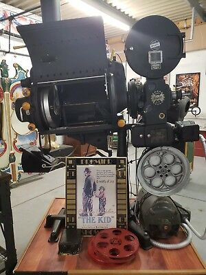 35mm movie theatre projector