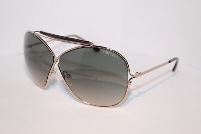 32968eb22699f Tom Ford Tf200 28B Catherine Gold Sunglasses Women s Frames 67Mm Tf 200