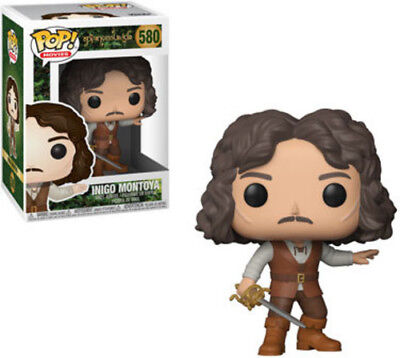 The Princess Bride - Inigo Montoya - Funko Pop! Movies: (2018, Toy NUEVO)