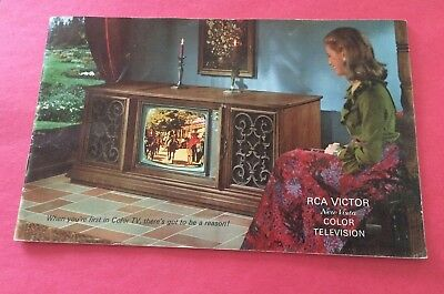 RCA Victor New Vista Manuel Magazine Advertisement Entertainment Stereo Sound