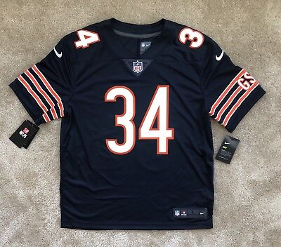 the latest 72e5d fd967 WALTER PAYTON CHICAGO Bears Nike Vapor Untouchable Limited Jersey Large NWT