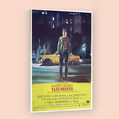 Taxi Driver| LARGE 24X36 MOVIE POSTER |Premium Poster Paper