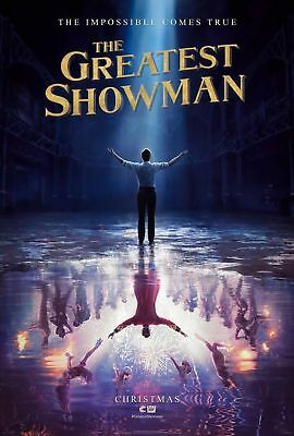 The Greatest Showman | LARGE 24X36 MOVIE POSTER |Premium Poster Paper