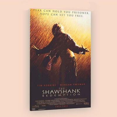 The Shawshank Redemption | LARGE 24X36 MOVIE POSTER |Premium Poster Paper