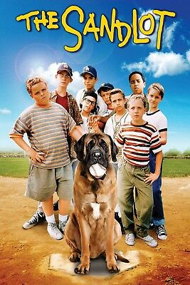The Sandlot | LARGE 24X36 MOVIE POSTER |Premium Poster Paper