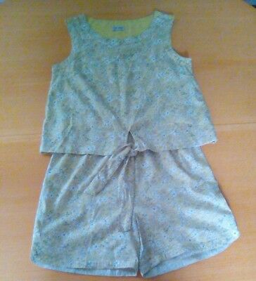Next girls age 12 pretty summer playsuit