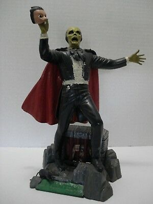 Aurora The Phantom Of The Opera Model Kit 1/8 1963 Built And Painted Vintage