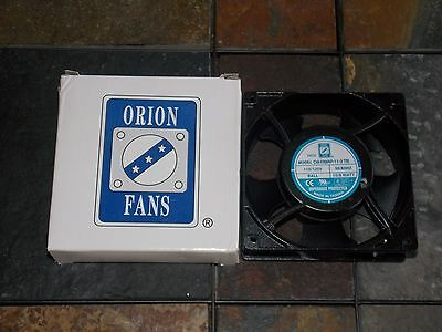 Orion Cooling Fan Rare OA109AP-11-3 OA109AP-11-3TB 110/120V 50/60HZ - New in Box
