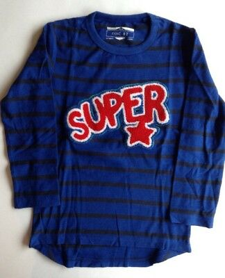 Brand New Ex Next Boys Long Sleeved Top With. Fabulous Motif Age 4-5 Years XXXX