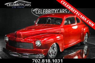 Mercury Eight 350 Custom Resto Mod 1947 Mercury Eight  350 v8 Custom Resto Mod 350 100k+ build 2 dr Las Vegas