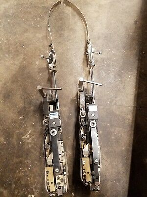 2 hohner 52/8 stitcher heads R/L
