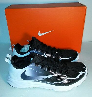Nike Vapor Speed Turf Lighting Turf Training Athletic Shoes 847100-010 Sz 8