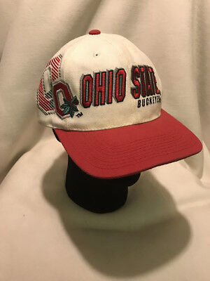 reputable site 983d8 75779 ... ncaa youth maverick snapback cap d9b6c 3528a  discount code for vtg ohio  state buckeyes sports specialties shadow snapback hat 17e29 6fc06
