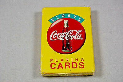 Always Coca-Cola Playing Cards