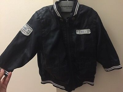 2 X Very Cool Baby Boy Jacket (6-9months)