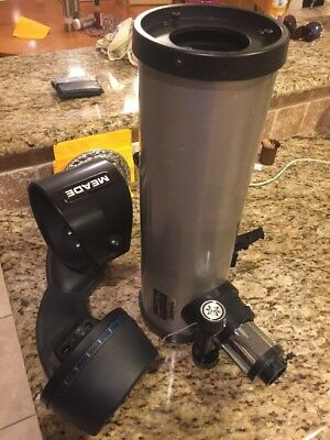 MEADE TELESCOPE D=114mm F=1000mm f/8.8 w/ Mount