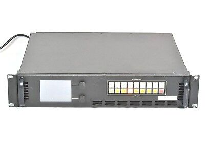 Barco Folson PS-2005 D HD-SDI Presentation Pro II Video Switcher Router Scaler