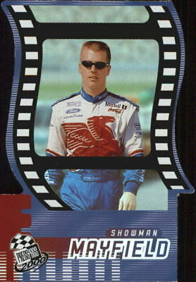 2000 Press Pass Showman Die Cuts #SM8 Jeremy Mayfield