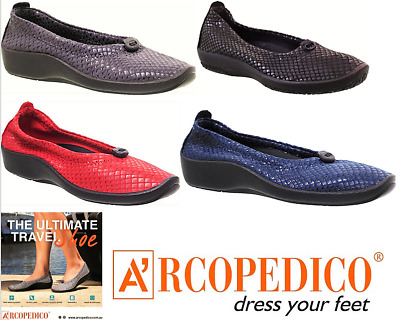 Arcopedico L14 comfort slip on shoes - The Ultimate Travel Shoe