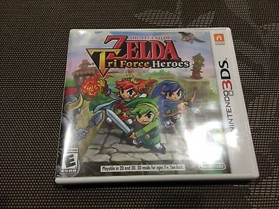Legend of Zelda: Tri Force Heroes (Nintendo 3DS, 2015), Triforce