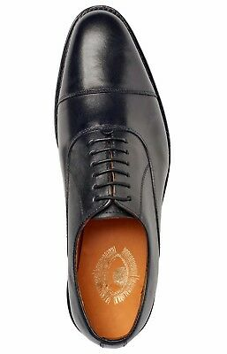 Mens Luxury Shoes by Carlos Santana® Cap Toe Oxford in US sizes