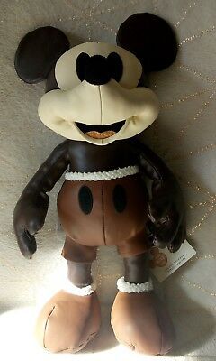 Mickey Mouse Memories Disney Plush Limited Edition April 4 Of 12