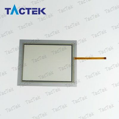 Touch Screen Panel Glass for Pro-Face AST3501-T1-D24 AST3501W-T1-D24 + Overlay