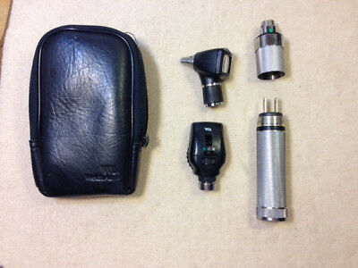 Welch Allyn 3.5v Otoscope & Ophthalmoscope Diagnostic Kit - 20000A 11720 71050-C