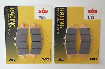 SBS 901 RS Bremsbeläge Racing Sinter Honda CBR1000 R SP vorn brake pads front