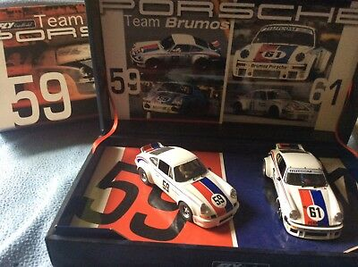 "Fly porsche set ""Team Brumos"" in 1:32"