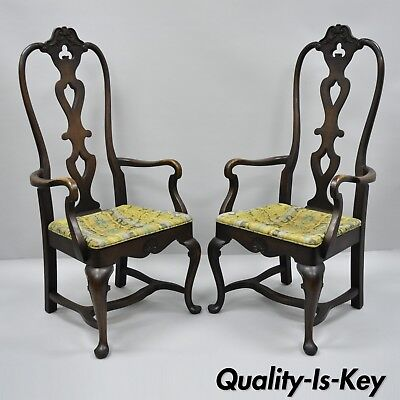 swedish style dining chairs nordic high back italian baroque or swedish rococo style dining armchairs chairs pair high back italian