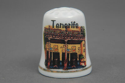 Tenerife China Fingerhut B / 60