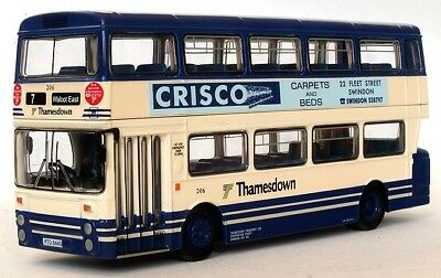 29013 EFE Daimler Fleetline GM Standard Double Deck Bus (Route 7) 1:76 Scale New