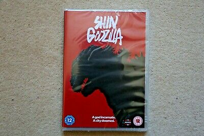 Shin Godzilla        Brand New Sealed Genuine Uk Dvd