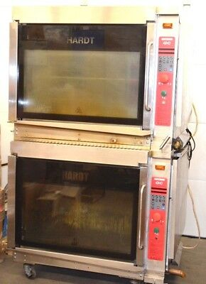 HARDT Inferno GC 4000 Chicken Rotisserie double stack ovens top of the line oven