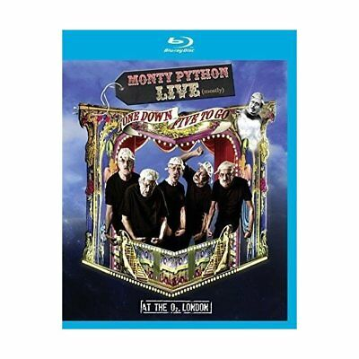 Blu-ray - Live One Down Five to Go - Eagle Rock - Monty Python