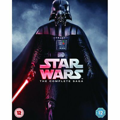 Blu-ray - Star Wars: The Complete Saga - 20th Century Fox