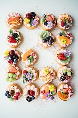 Pastry Perfection   LARGE 24X36 POSTER   Premium Poster Paper