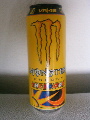 VOLLE Energy Drink Dose - Monster VR 46 Valentino Rossi THE DOCTOR