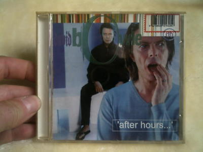 """David Bowie CD """"AFTER HOURS"""" BOWCD1/99"""