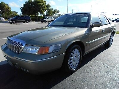 2001 Mercury Grand Marquis  2001 Mercury Grand Marquis GS 4dr 4.6L V8 Cold AC Drives Great *FLORIDA* L@@K