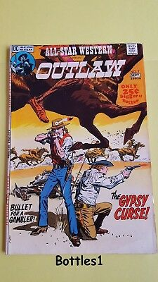 All-Star Western #7 Presents Outlaw Aug/Sept 1971 52 Pages