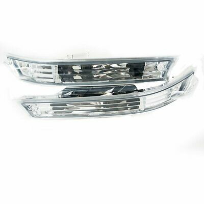 Nissan S14 200sx & Silvia Clear Front Turn Lights (pair) S14a Kouki 96-98 -