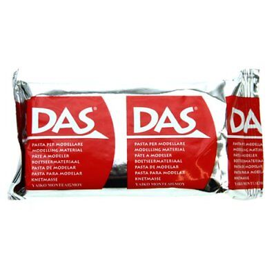 DAS Air Drying Self Hardening Modelling Art & Craft Clay White 150g Pack