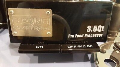 Waring Pro WFP14SC Food Processor. Never Used.