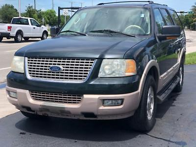 2003 Ford Expedition  2003 Ford Expedition Eddie Bauer 4dr 4.6L V8 3rd Row Seats Drives Great *FLORIDA