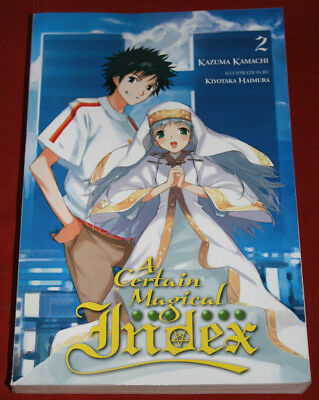A Certain Magical Index (Kazuma Kamachi, Haimura) Light Novel Band 2 (Englisch)