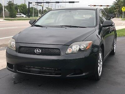 2008 Scion tC  2008 Scion tC Base 2dr Hatchback 4A 2.4L I4 Automatic Cold AC Florida Owned