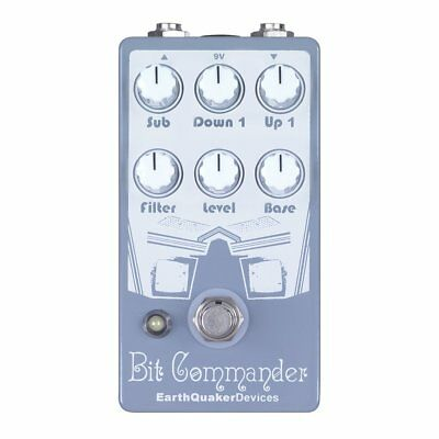 Earthquaker Devices Bit Commander V2 Guitar Synthesizer Pedal