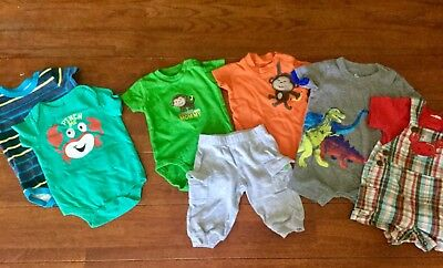 Boys Lot 3 Months 3M Carters, Circo, Finest Moments